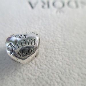 Authentic Pandora Mom bead s925 ALE